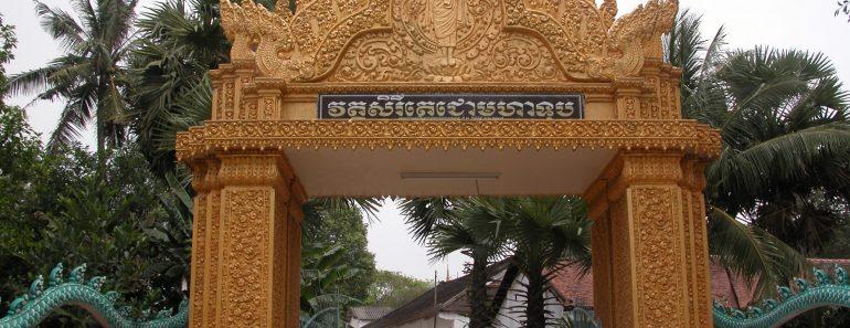chùa Dơi ở Sóc Trăng