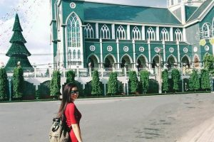 Khám phá nhà thờ đẹp nhất Bình Dương - Nhà thờ Phú Cường
