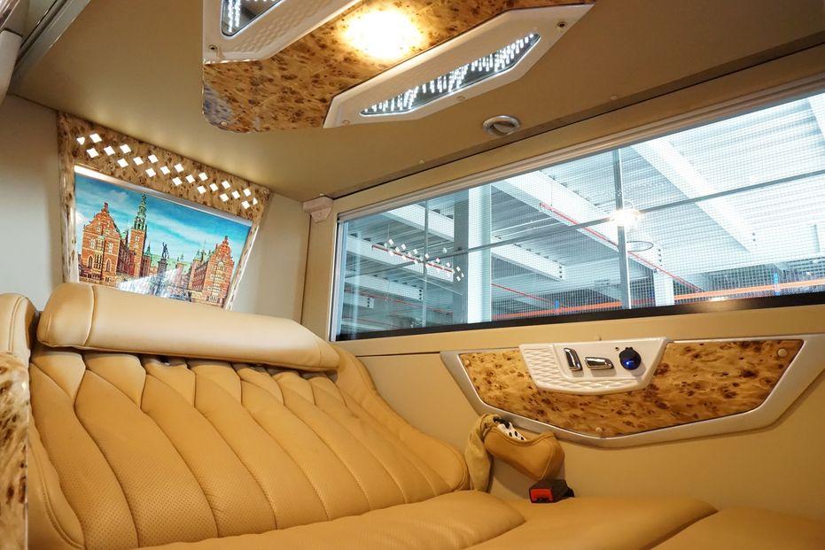 Xe đi Sapa giường Cabin: Thoải mái, thư giãn và tiện nghi nhất