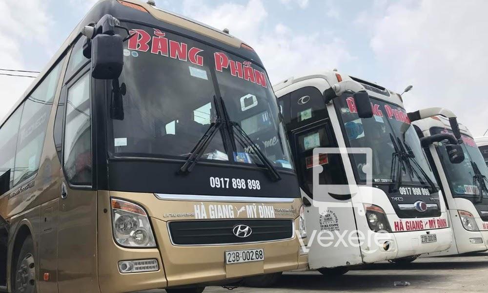 Xe Bằng Phấn – Giá vé, số điện thoại, lịch trình | VeXeRe.com