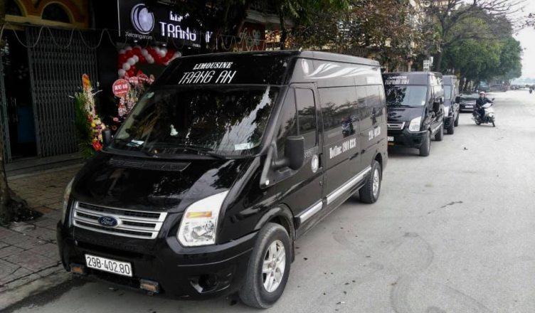 Xe Tràng An Limousine đi Ninh Bình từ Hà Nội: Review - VeXeRe.com