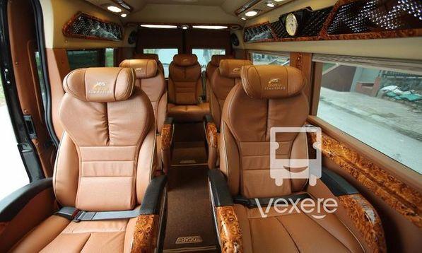 Xe Khánh An Limousine – Giá vé, số điện thoại, lịch trình | VeXeRe.com