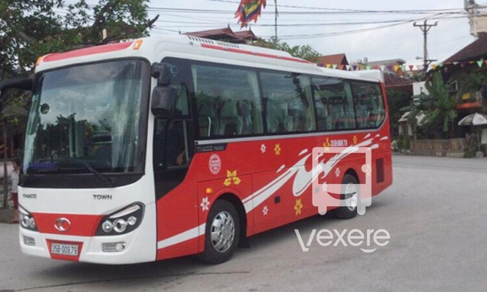 Xe The Long Travel – Giá vé, số điện thoại, lịch trình | VeXeRe.com