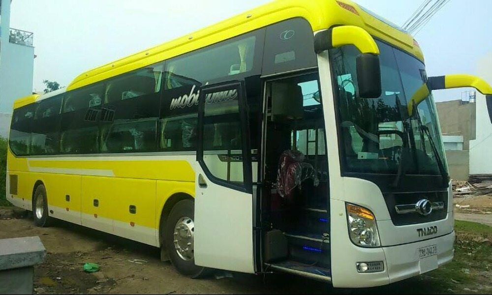 Xe giường nằm đi Ninh Thuận: Review xe Thiện Trí đi Ninh Thuận - VeXeRe.com