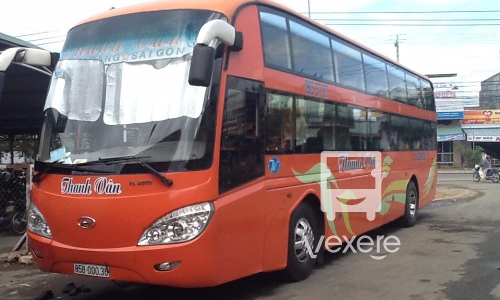 Xe Thanh Vân – Giá vé, số điện thoại, lịch trình | VeXeRe.com