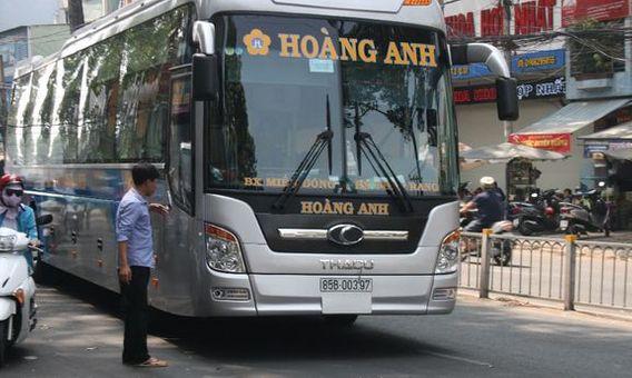 Xe Hoàng Anh - Phan Rang – Giá vé, số điện thoại, lịch trình | VeXeRe.com