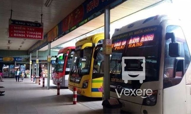 Xe Tân Hoàng Anh – Giá vé, số điện thoại, lịch trình | VeXeRe.com