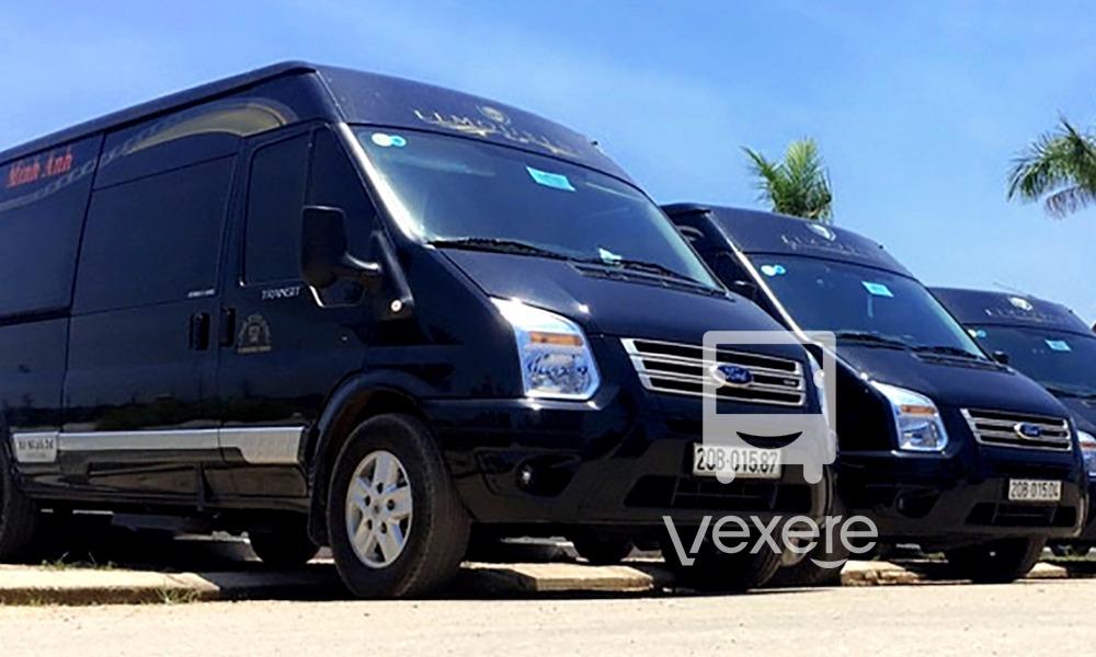 Xe Minh Anh Vip Limousine đi Cao Bằng: Review từ A đến Z - VeXeRe.com